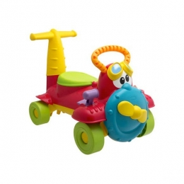 STUMDUKAS CHICCO 2IN1 CHARLIE SIT'N'RIDE PLANE