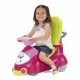 MAŠINYTĖ CHICCO 4 IN 1 RIDE-ON CAR PINK