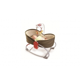 TINY LOVE LOPŠYS - GULTUKAS 'ROCKER NAPPER 3 IN1'