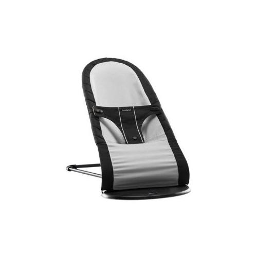 BABYBJÖRN GULTUKAS BABYSITTER BALANCE black/silver, cotton 009065