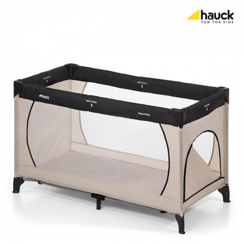 HAUCK MANIEŽAS DREAM'N PLAY PLUS zipper