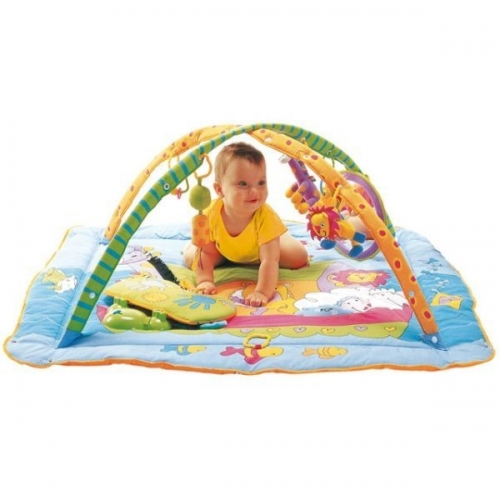 LAVINAMASIS KILIMĖLIS GYMINI KICK & PLAY ACTIVITY GYM