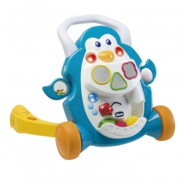 VAIKŠTUKAS CHICCO PENGUIN ACTIVITY WALKER