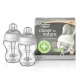 TOMMEE TIPPEE BUTELIUKAS ANTI-COLIC 260ML, 2VNT.